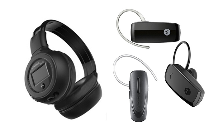 Wireless Bluetooth Headsets Canada Cell Phone Accessories Groupon