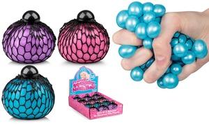 Balles compressibles anti-stress