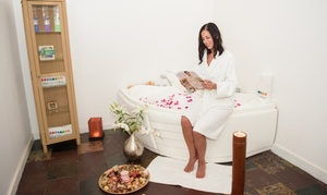 Nailaholics: Up to 3 spray tan sessions and full body scrub starting from AED 99 at Nailaholics