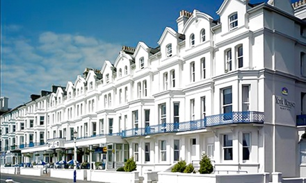 Eastbourne Airbourne Airshow with Lunch and Cream Tea for Two at Best Western York House Hotel