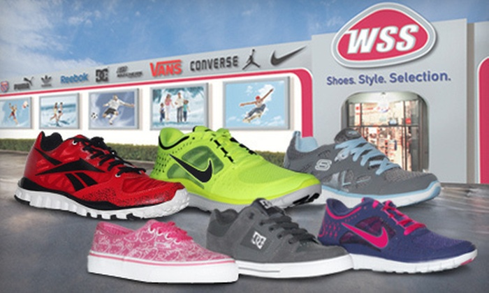 563fccd0e4a Half Off Shoes and Accessories at WSS Footwear