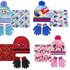 Cappello, sciarpa e guanti  per bimbi