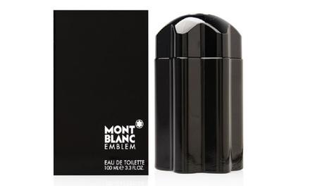 Eau de toilette Mont Blanc Emblem 100ml pour homme