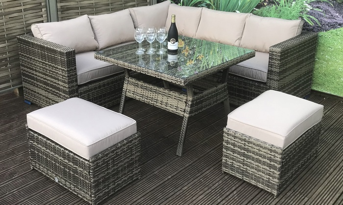 Up To 35 Off Geneva Rattan Sofa Sets