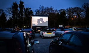 DRIVE IN MOVIES: Drive In Movies on 26 - 30 October, Canford Park Arena (Up to 30% Off)