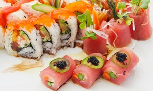 Sushi Unlimited: $15 for $30 Worth of Sushi and Japanese Food at Sushi Unlimited