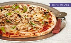 Fortel's Pizza Den: $12 for $20 Worth of Pizzeria Cuisine at Fortel's Pizza Den