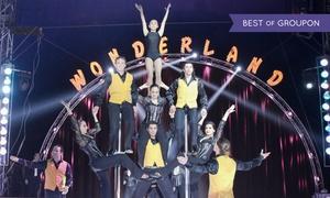 Circo Wonderland: Entrada a Circo Wonderland para adulto o niño del 27 de enero al 5 de febrero por 7 €