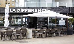 Restaurant La Différence: Menu à 4 plats de Filet Mignon ou de Cabillaud près de la digue de Coxyde dès 39 €