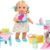 The Little Mommy Lunch & Laundry Baby Kit for Kids