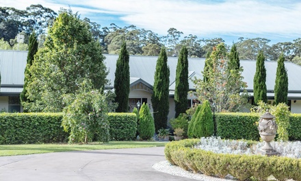 Central Coast: TwoNight Luxury Suite Stay + Breakfast and Wine for Two People at Avoca Valley Boutique Bed & Breakfast