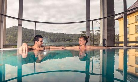 Rocallaura: habitación doble o twin para 2 personas con desayuno y opción a spa en Hotel Oca Rocallaura 4*