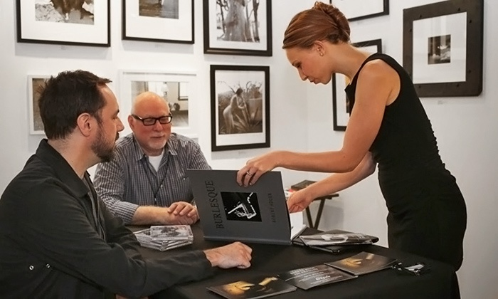 Photo Independent Art Fair - Hollywood: Admission for One, Two, or Four to Photo Independent Art Fair on May 1-3 (Up to 56% Off)