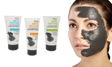 Dr J's Charcoal Skin Care