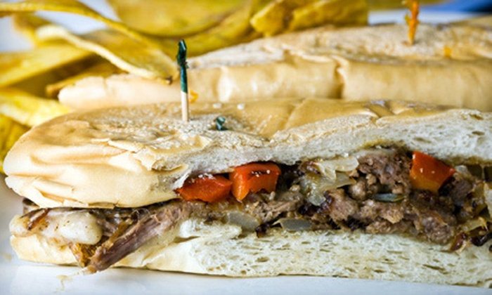 El Morro & The Other Place - Golden Gate: $10 for $20 Worth of Cuban Food at El Morro & The Other Place