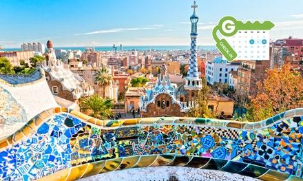 Barcelona: estancia en habitación doble o twin con opción a desayuno para dos personas en Hotel América Barcelona 4*