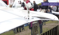 Tickets to Luxury Motor Show, Goosedale, 21 May (Up to 46% Off)