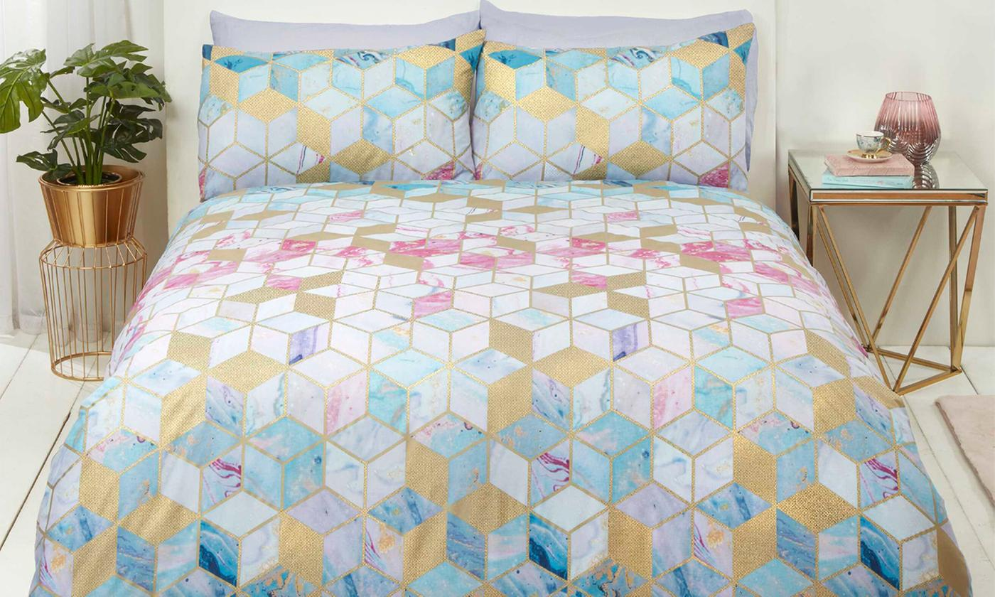 Quartz Duvet Set