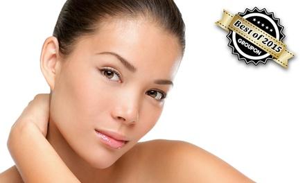 Faltenbehandlung mit 0,5 oder 1 ml Hyaluron an Zonen nach Wahl bei Beautysamed (bis zu 58% sparen*)