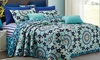 Virah Bella Printed Collection Quilt Sets (2- or 3-Piece)