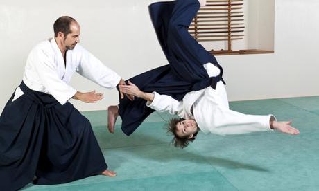 1 o 2 meses de Aikido para una persona desde 19,95 € en Aikido Agatsu Dojo