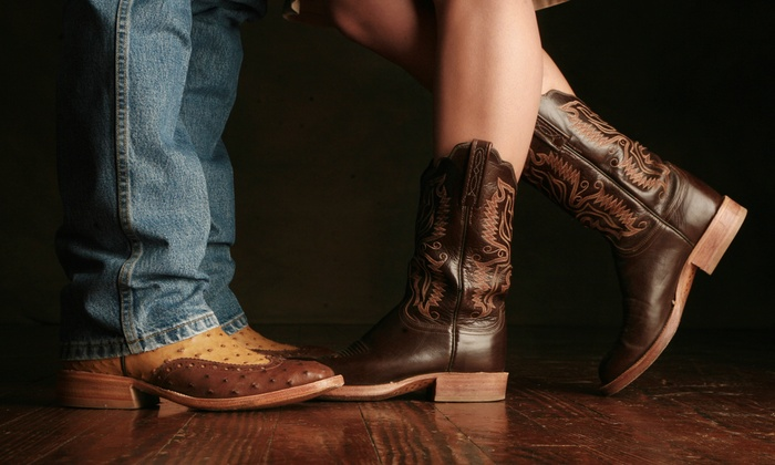 Opera House Saloon - Opera House Saloon: Line-Dancing for Four with Optional Food and Jack Daniels on Wednesdays at Opera House Saloon (Up to 56% Off)