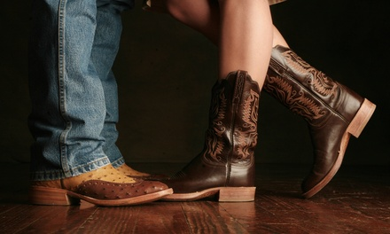 Line-Dancing for Four with Optional Food and Jack Daniels at Opera House Saloon (Up to 60% Off)