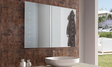 Specchio o lampada per bagno disponibili in vari modelli for Groupon mobili bagno