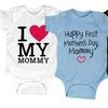 Boys' Mother's Day Infant Bodysuits