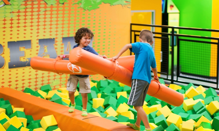 Pomona kids activities deals in pomona ca groupon image placeholder image for jump passes or parties at rockin jump up to 39 off publicscrutiny Images