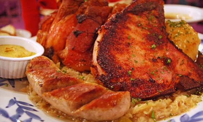 Restaurant Linderhof - Knoxville: $20 for $40 Worth of Bavarian Cuisine and Drinks at Restaurant Linderhof