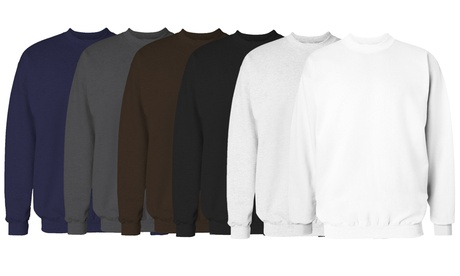SEL Men's Fleece Pullover Sweatshirt (S-3XL)