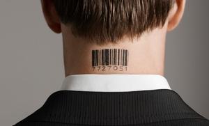 3, 6, 9 o 12 sesiones de láser para eliminar tatuajes desde 79 €
