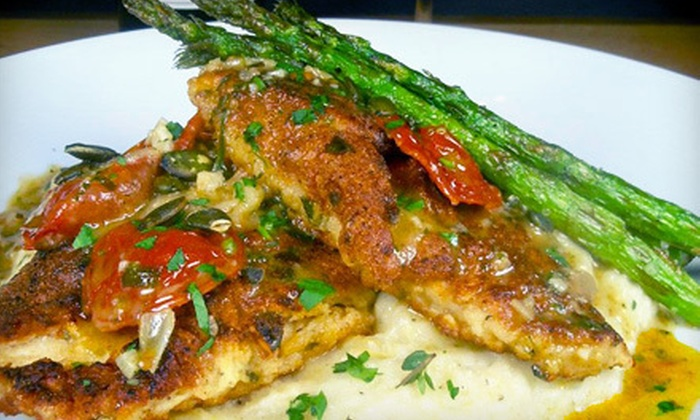 20Nine Restaurant and Wine Bar - Uptown Broadway: $17 for $35 Worth of Wine-Country Cuisine for Two at 20Nine Restaurant and Wine Bar