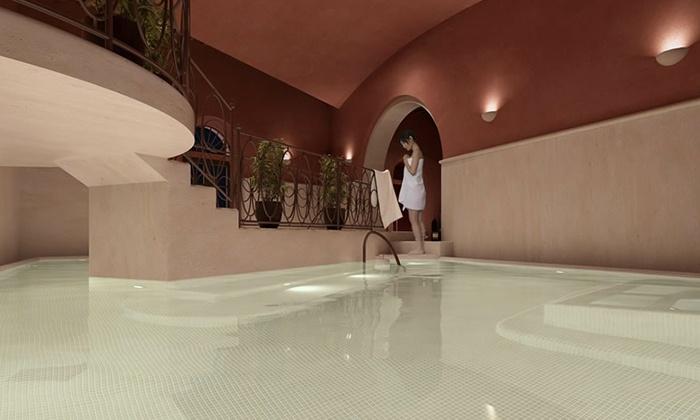 Terme Villa Borri - Terme Villa Borri SPA Residence: Ingresso di coppia alle Terme Villa Borri o in più accesso a piscina del sale e massaggio (sconto fino a 71%)
