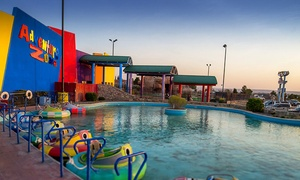 50% Off Funcard to Adventure Zone El Paso at Adventure Zone El Paso, plus 6.0% Cash Back from Ebates.