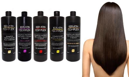 Shampoo Keratin Complex da 1 L