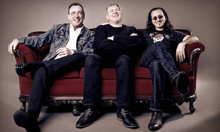 Rush - Downtown Toronto: Rush Concert at Air Canada Centre on October 16 at 8 p.m. (Up to 45% Off). Two Options Available.