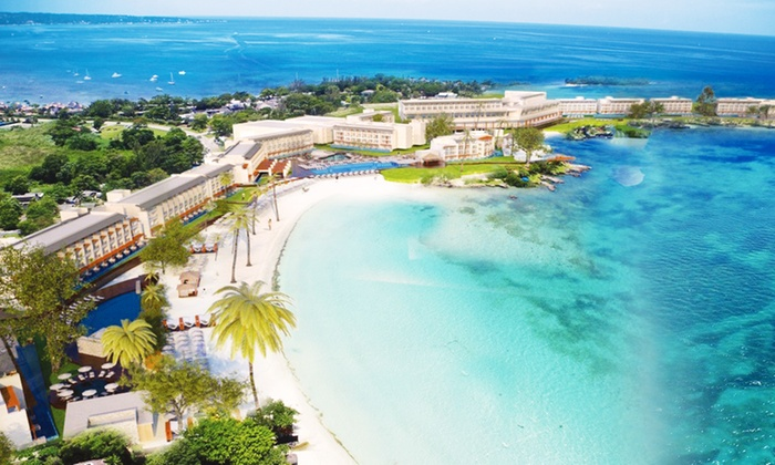 All-Inclusive Royalton Negril Trip with Air from Vacation Express