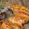 Hotdog inkl. Pommes und Coleslaw