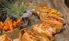 Hot Doggern - Berlin: Hotdog nach Wahl inkl. Süßkartoffel Pommes und Coleslaw für 2 oder 4 Personen bei Hot Doggern (42% sparen*)