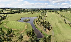 Pine Valley Course at Willow Valley Golf Club: 18 Holes of Golf with 50 Range Balls for Two or Four on Pine Valley Course at Willow Valley Golf Club (Up to 45% Off)