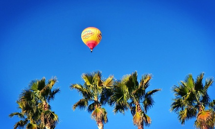 Sunrise Hot-Air Balloon Ride for One or Two from Vegas Balloon Rides (Up to 47% Off). Four Options Available.