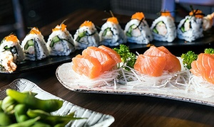 Sushi Zorizo: Seven-Course Japanese Meal for Two ($49) or Four People ($98) at Sushi Zorizo, Pyrmont (Up to $211 Value)