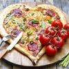 Antipasto, pizza, dolce e birra