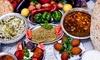 Zimt & Mehl - Zimt & Mehl: Vegetarisches 3-Gänge-Orient-Menü für zwei oder vier Personen im Café Zimt & Mehl (bis zu 30% sparen*)