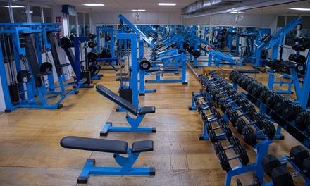 Acceso ilimitado al gimnasio durante 3, 6 o 12 meses con matrícula incluida desde 39,95 € en Gimnasio La Cúpula