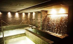Greenfit : Percorso Spa di 3 ore con bagno turco, percorso Kneipp e sauna per 2 persone da Greenfit (sconto fino a 53%)