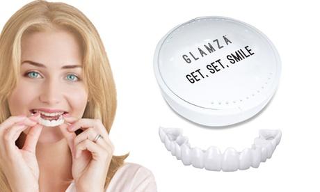 1, 2 o 3 cubiertas molde para dientes ajustables