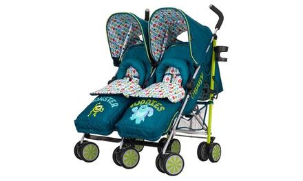 OBaby Disney Twin Stroller